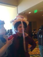 Con Picture- Romano's Hat by Teddie-Chan