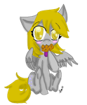 .:Derpy Hooves Chibi:. by InvaderIka