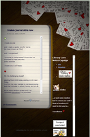 Library Lovenotes journal skin by Zilly-The-Jellyfish