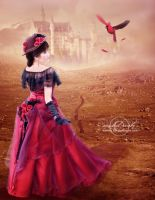 +Princess of the castle+ by moroka323
