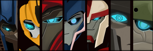 Autobots by Schwarz-one