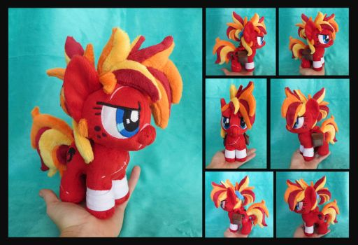 Fire Strike Mini by fireflytwinkletoes
