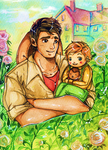 Little Men Dan and Teddy by mad-y