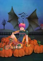 Trick or Treat - Remake by Torheit-die-Katze