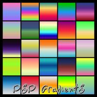 PSP Gradients 1 by ak2290