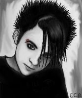 Bill Kaulitz - Tokio Hotel by Ecira