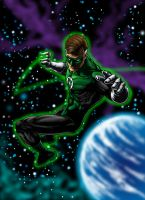Green Lantern by hawk5