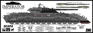 Imperator SHBT class by Lineartbob