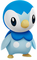 Piplup by ryanthescooterguy