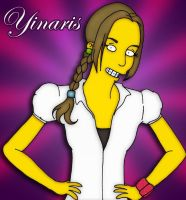 Yinaris by orl-graphics