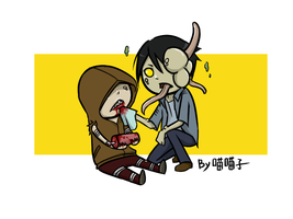 L4d2_fancomic_Lunch time by aulauly7
