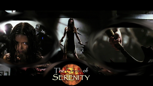 The Ghost of Serenity Wallpaper by Knight-Of-God