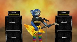 Rocking Wild by HectorNY