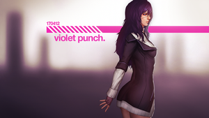 Milizia: Violet Punch by ae-rie
