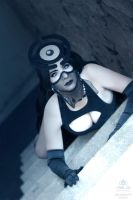 Crawling Up The Staircase by HeatherAfterCosplay