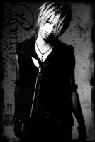 Invisible Wall series: Reita by Music-Junky