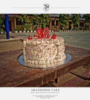 Abandoned Cake by pepelepew251