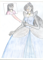 Queen Kerry and Ayuki by TrainsAndCartoons