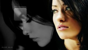 PSP Wallpaper - Olivia Wilde by TebgDoran