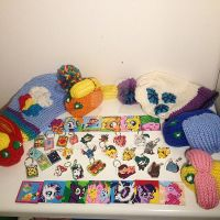 Handmade stuff for Torucon 2015 - part 1 by mirry92