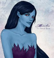 Marceline Abadeer by Stilletta