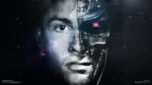 Terminator CR7 by destroyer53