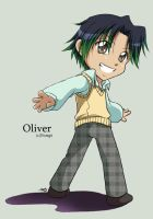 5D : Oliver chibi by Zue