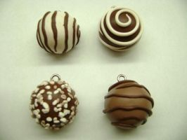 Realistic Truffle Charms by Lord-Ackbar