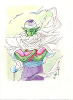 Piccolo the Namekian by gensomaden-saihumis