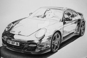 911 turbo by donescu