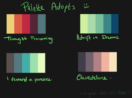 Palette Adopts by Gleadless