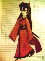 Wolf Girl without her wings (First Inuyasha OC) by Kogalover4ever