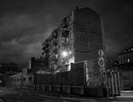 As the Night Creeps In by ivica-r