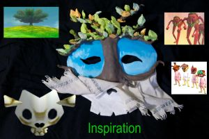 The Mask of Order: Inspiration by pryoslim