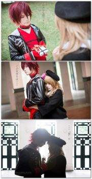 Amnesia : White Day by naokunn