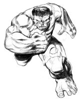 GreyHulk PS prelim by jerkmonger