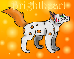 Brightheart by SuperSonicFireDragon