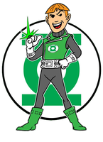 guy gardner avatar by AlanSchell