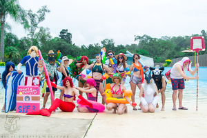 League of Legends Pool Party by ShiVoodoo