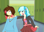 YEAH WE'RE EQUESTRIA GURLS AND WE'RE HERE TO SHOUT by LittleMissDrawsAlot