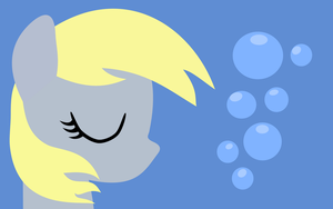Minimalist derpy by Death-of-all