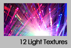 12 Light textures by ihaveareallycoolname