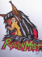 RavenMyst Gift Pic by crystalaki