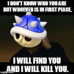 Not The Blue Shell... by Dudesradsterrockstar