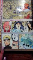 Naruto 442 color page by Thecmelion