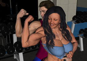 Gym sequence 4 by ironb667