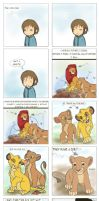 Lion King -the omg factor- by Chinchikurin