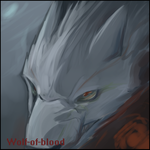 Wolf-of-blood by Ch-pica