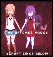 The Witches House Export Links for Kisekae by Xx-Chellie-Bellie-xX