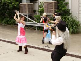 Supanova 09- Aerith's Revenge by Winter-Diamond